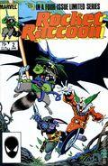 Rocket Raccoon (1985) 2