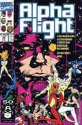 Alpha Flight (1983 1st Series) 99
