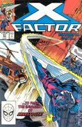 X-Factor (1986 1st Series) 51