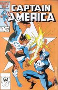 Captain America (1968 1st Series) 327