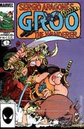 Groo the Wanderer (1985 Marvel) 9