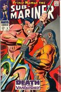 Sub-Mariner (1968 1st Series) 6