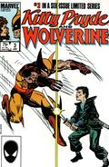 Kitty Pryde and Wolverine (1984) 3