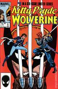 Kitty Pryde and Wolverine (1984) 5
