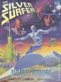 Silver Surfer Homecoming GN (1991 Marvel) 1-1ST