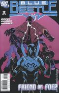 Blue Beetle (2006 DC 2nd Series) 2A