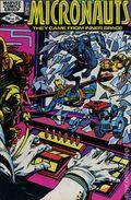 Micronauts (1979 1st Series) 45