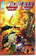 Wildcats Covert Action Teams (1992) 16