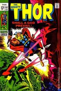 Thor (1962-1996 1st Series Journey Into Mystery) 161