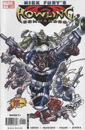 Nick Fury's Howling Commandos (2005) 1A