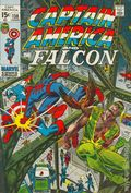 Captain America (1968 1st Series) 138