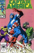 Captain America (1968 1st Series) 324