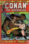 Conan the Barbarian (1970 Marvel) 11