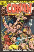 Conan the Barbarian (1970 Marvel) 12