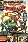 Amazing Spider-Man (1963 1st Series) Annual 3