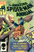 Amazing Spider-Man (1963 1st Series) Annual 18