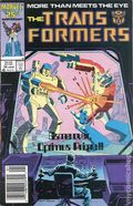 Transformers (1984 Marvel) 1st Printing 24