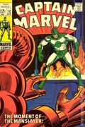 Captain Marvel (1968 1st Series Marvel) 12