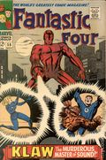 Fantastic Four (1961 1st Series) 56