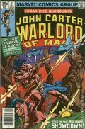 John Carter Warlord of Mars (1977 Marvel) 7