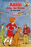 Annie Joins the Circus SC (1982 An Annie Adventure Book) 1-REP
