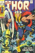 Thor (1962-1996 1st Series Journey Into Mystery) 160