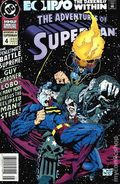 Adventures of Superman (1987) Annual 4
