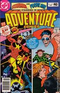Adventure Comics (1938 1st Series) 467
