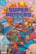 Super Powers (1984 1st Series) 5