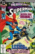 Adventures of Superman (1987) Annual 2