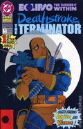 Deathstroke the Terminator (1991) Annual 1