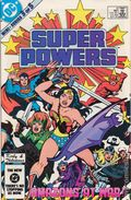 Super Powers (1984 1st Series) 3