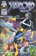 Starlord Megazine (1996) 1