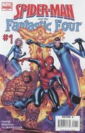 Spider-Man and the Fantastic Four (2007) 1