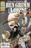 Before the Fantastic 4 Ben Grimm and Logan (2000) 2