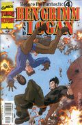 Before the Fantastic 4 Ben Grimm and Logan (2000) 3