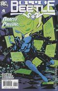 Blue Beetle (2006 DC 2nd Series) 4