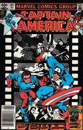 Captain America (1968 1st Series) 281