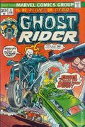 Ghost Rider (1973 1st Series) 4