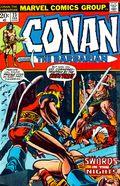 Conan the Barbarian (1970 Marvel) 23