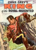 King of the Royal Mounted (1952 Dell) 11