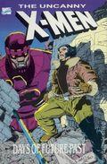 Uncanny X-Men Days of Future Past TPB (1989 Marvel) 1-1ST