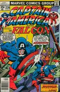 Captain America (1968 1st Series) 220
