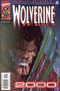 Wolverine (1988 1st Series) Annual 2000