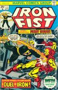 Iron Fist (1975 1st Series) 1