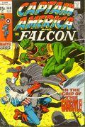 Captain America (1968 1st Series) 140
