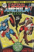 Captain America (1968 1st Series) 144