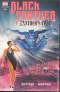 Black Panther Panther's Prey (1991 Marvel) 3