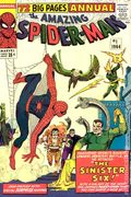 Amazing Spider-Man (1963 1st Series) Annual 1