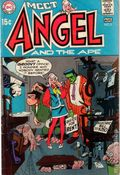 Angel and the Ape (1968 1st Series) 5